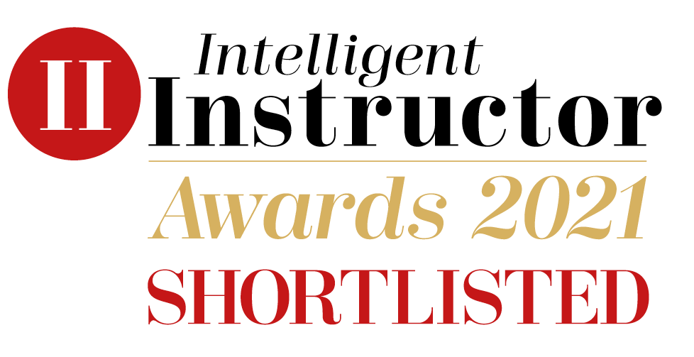 Intelligent Instructor Awards 2021